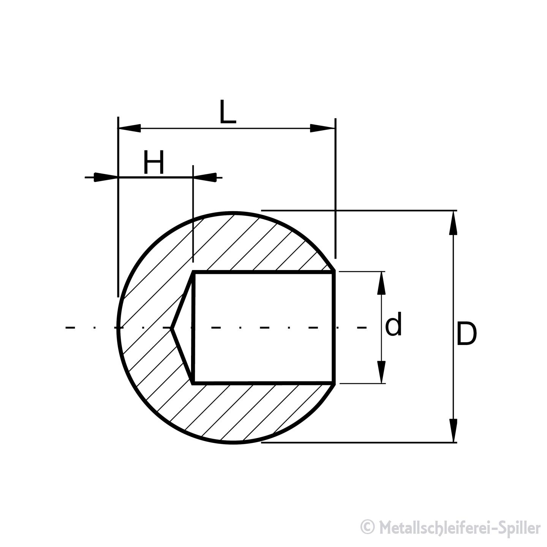 Ringschl/üssel TOPTUL 10x12 mm beidseitig offen 6-kant
