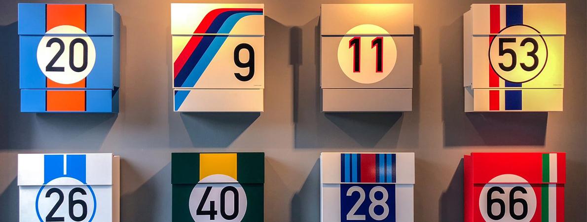 Letterman Racing